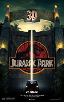 ABC Film Challenge – Favourite Films – J – Jurassic Park