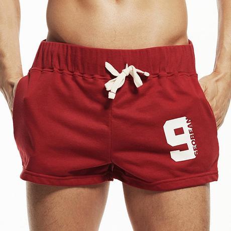 mensspandex running shorts
