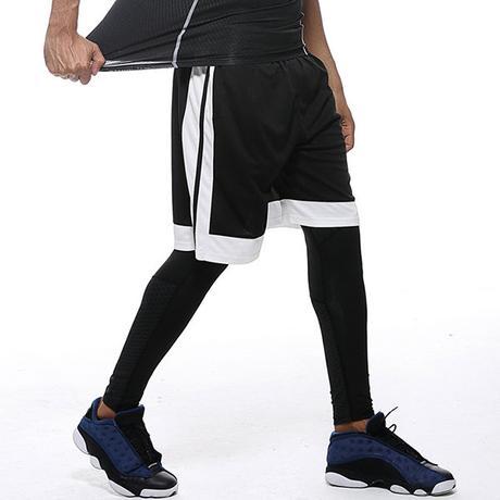 big and tallmens spandex shorts
