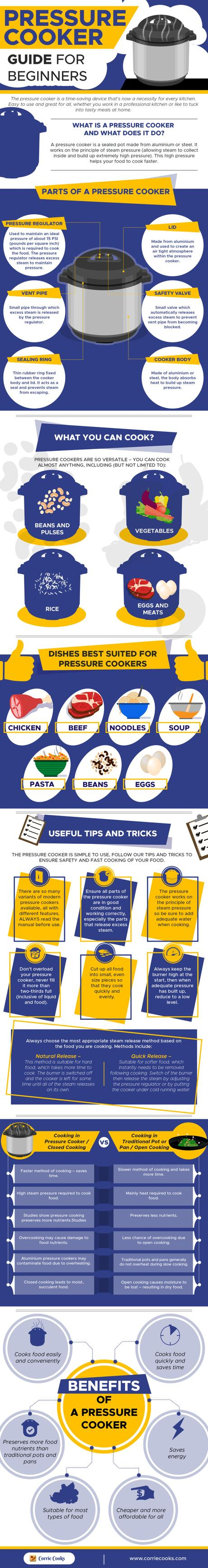 Pressure Cooker Guide for Beginners