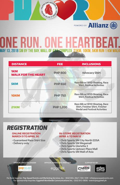 PHA Heart Run 2018