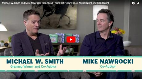 Michael W. Smith Creates Nurturing Steps™, Releases His First Children's Album, Book