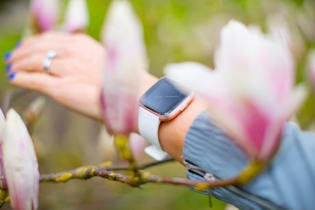 Fitness On Toast Faya Blog Girl Healthy Workout Training Fitbit Versa Hampstead Heath Kenwood House Fields Run-6