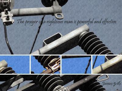 The Prayer Machinery of Heaven #3