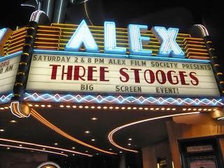 A Stooge Week-end