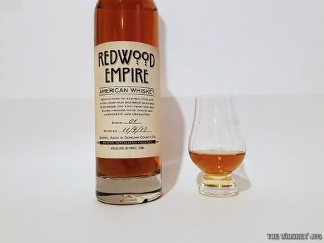 Redwood Empire American Whiskey Color