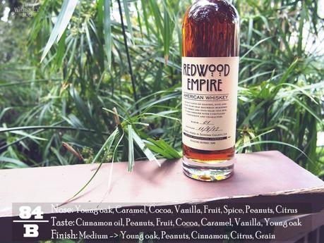 Redwood Empire American Whiskey Review