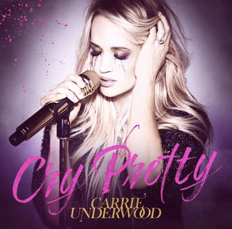 "Carrie Underwood Premieres Emotional New Song ""Cry Pretty"""