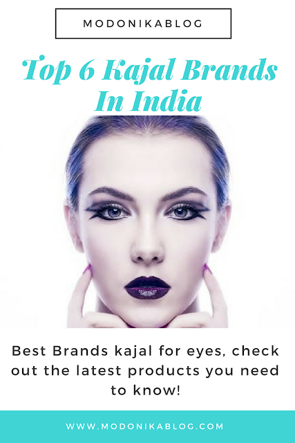 top 6 kajal brands in India less than INR 200