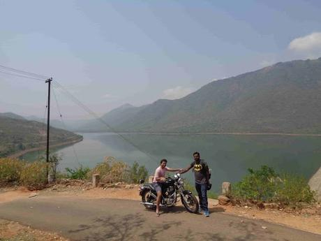 157) Gundal Dam: (7/4/2018)