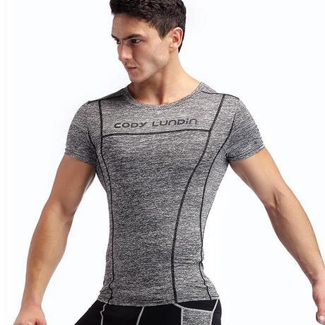 sleeveless slimming mens compression shirt