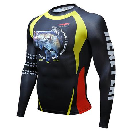 mens long sleeve compression shirts