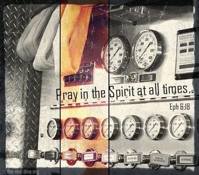 Prayer machinery of heaven #4