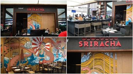 Experience the whole of Asia at Sriracha