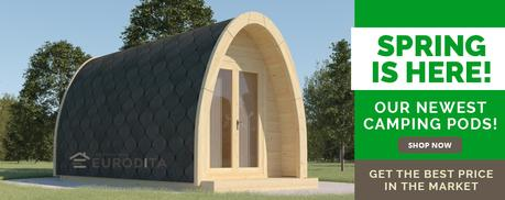 Advantages and possibilities of camping pods