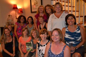 One of many book clubs that have chosen