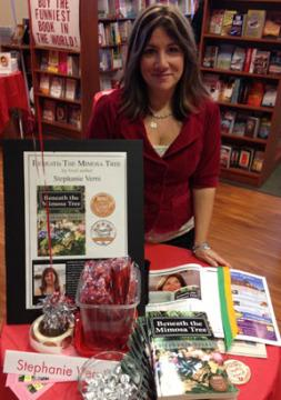 Attending Book Talks as an Author: One of My Favorite Things To Do