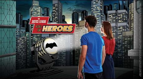 Justice League: A Call for Heroes