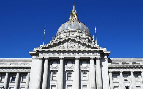 Dome of SFO City Hall