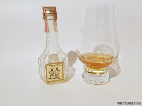 Wild Turkey Liqueur Color