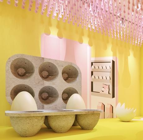 Welcome To The Egg House