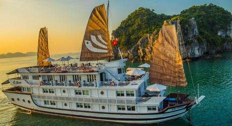 Halong Bay or Mekong Delta: Cruising the Halong