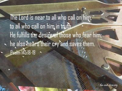 The Prayer machinery of Heaven #5