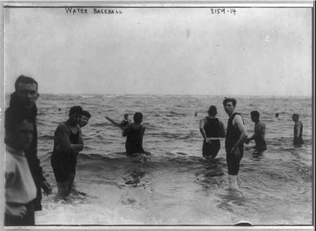 Water baseball