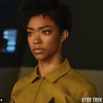Sonequa Martin-Green 'The Walking Dead' To 'Star Trek' God's Divine Plan