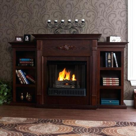 gel flame fireplace real flame gel fireplace mantel