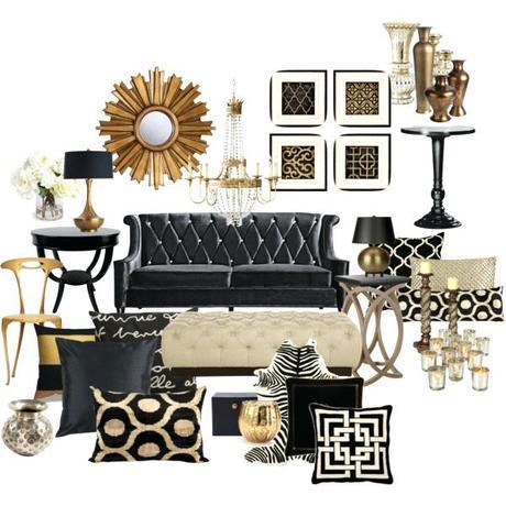 black white gray and gold living room s black white gray and gold living room