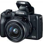 Canon, Canon EOS M50, Cameras, India, canon mirrorless camera, canon mireorless cameras in India, Canon M50 Price in India, Canon M50 Price, Features of Canon M50, Canon M50 Features