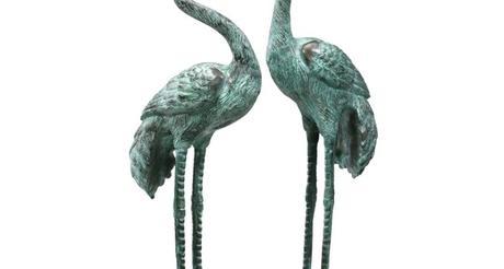 crane statues garden sculptures home design software for chromebook
