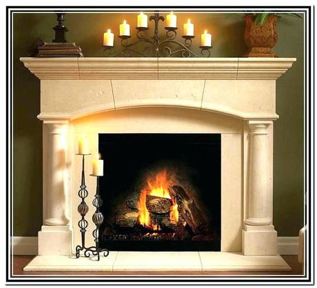 candle stand for fireplace s log candle holder fireplace