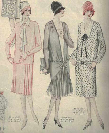 Dresses for the Stout Figure 1926