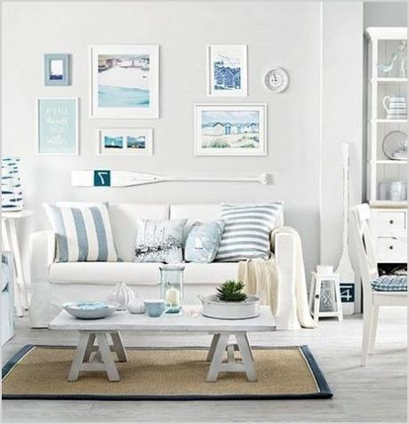 59 beach and coastal living room decor ideas