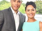 Christian Marriage: Trai Grace Byers Celebrate Yrs. Marriage