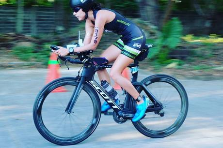Herbalife Welcomes Triathlon's Rising Power Couple