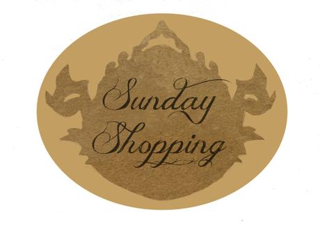 Sunday Shopping – Craftedvan