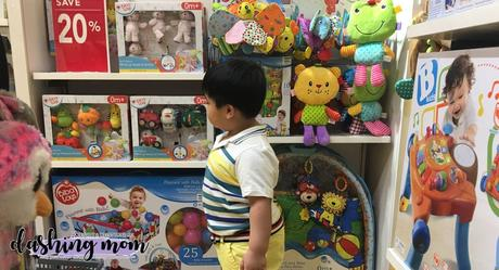 Summer Shopping time at Baby Company with HUGE discount