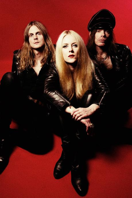"""LUCIFER Sign to Century Media Records, Announce new album """"Lucifer II"""" due July 6"""