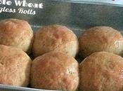 Whole Wheat Eggless Rolls Recipe