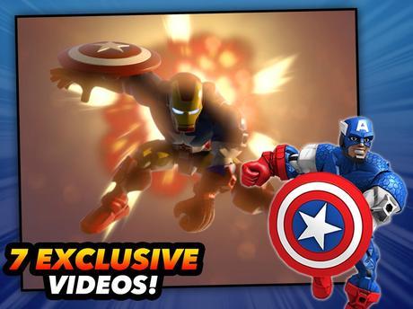 Mix+Smash: Marvel Mashers | Apkplaygame.com