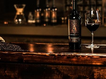 Apothic Wine launches new red wine infused with cold brew coffee
