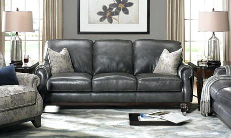 living room with gray leather sofa sa sa sa gray living room with brown leather sofa
