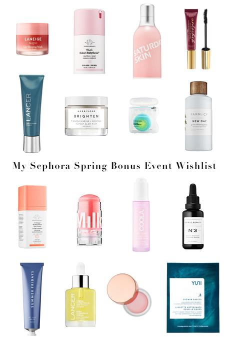 Sephora Spring Sale, Sephora Spring Bonus Sale, Sephora Sale, Sephora VIB Sale
