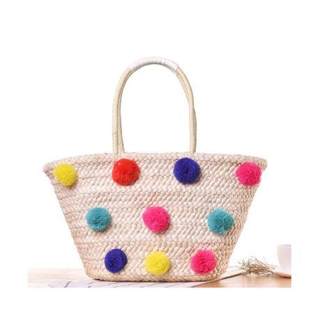 Newchic straw beach bag