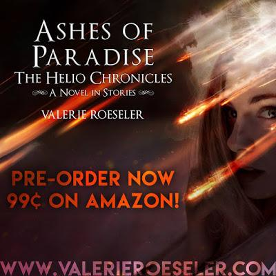 Ashes of Paradise by Valerie Roeseler