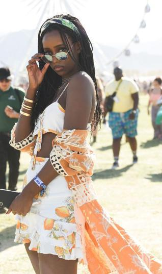 What Is Coachella Fashion 2018