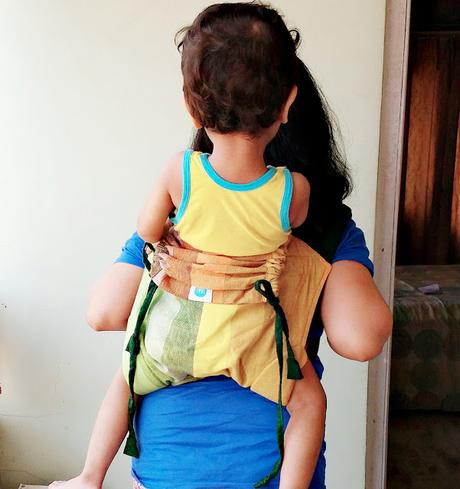 Soul Slings Onbuhimo Prism Joy Carrier Review